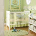 бортики в кроватку для новорожденных фото оформление