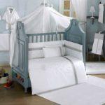бортики в кроватку для новорожденных идеи оформления
