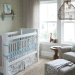 бортики в кроватку для новорожденных варианты