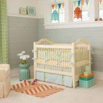 бортики в кроватку для новорожденных варианты фото