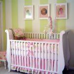 бортики в кроватку для новорожденных варианты идеи