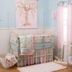 бортики в кроватку для новорожденных фото видов