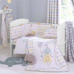 бортики в кроватку для новорожденных идеи виды