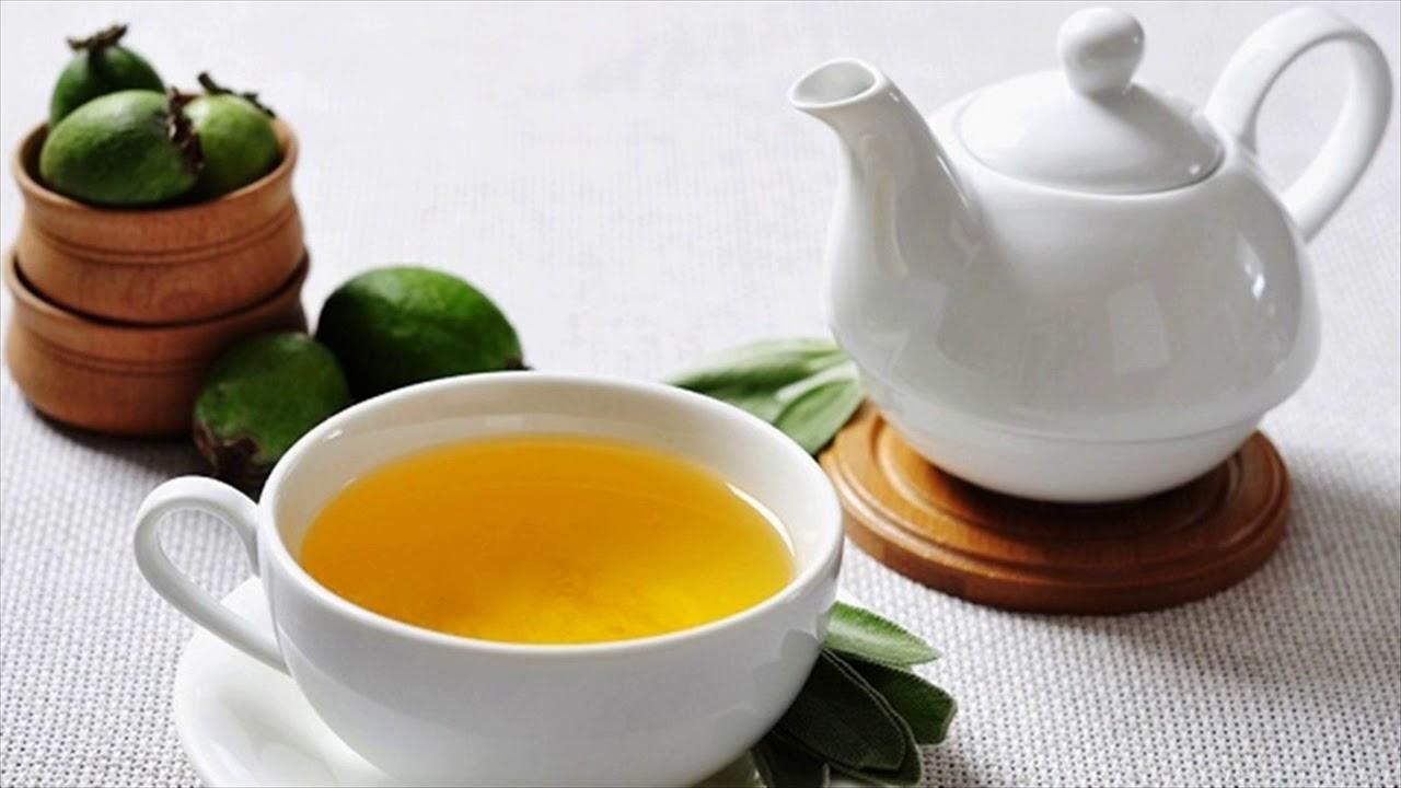 чай с фейхоа