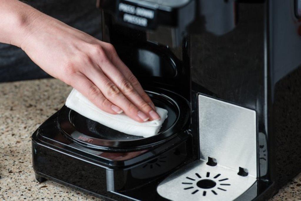 чистка кофемашины дома
