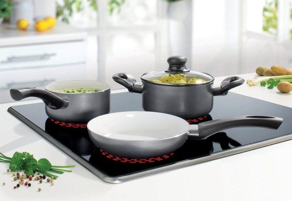 набор посуды для индукционной плиты