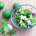 фейхоа салат