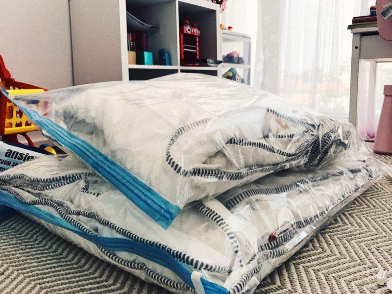 вакуумные пакеты для постельного белья