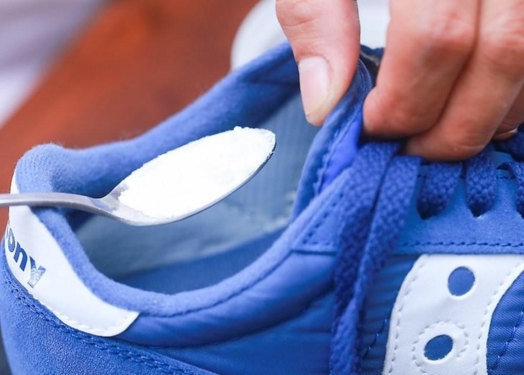 соль от запаха в обуви
