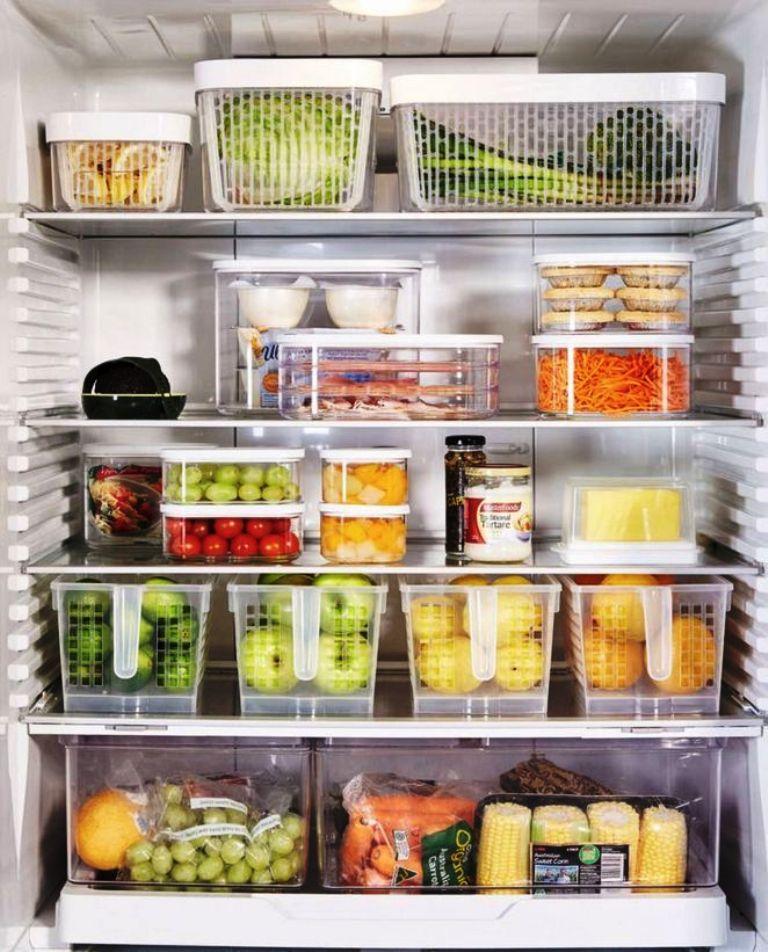 как отмыть холодильник от неприятного запаха
