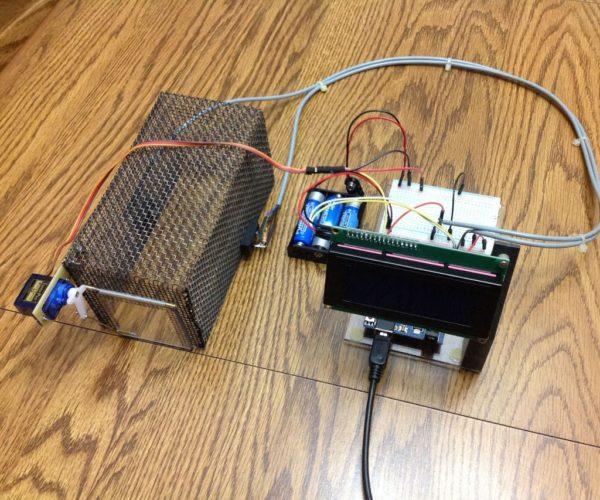 Так как изделие работает от розетки или от батареи, то необходимо предусмотреть подключение к сети или способ, как нужно будет заряжать конструкцию.