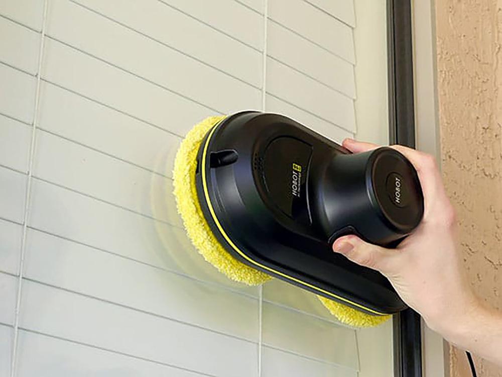 как выглядит робот для мытья окон