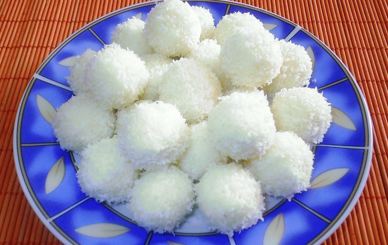 рафаэлло из кокоса