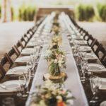 красивая сервировка стола виды