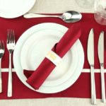 красивая сервировка стола варианты оформления
