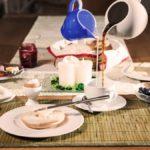красивая сервировка стола идеи дизайн