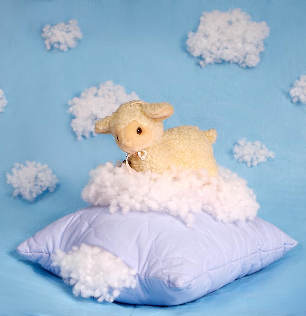 наполнитель для подушек и игрушек