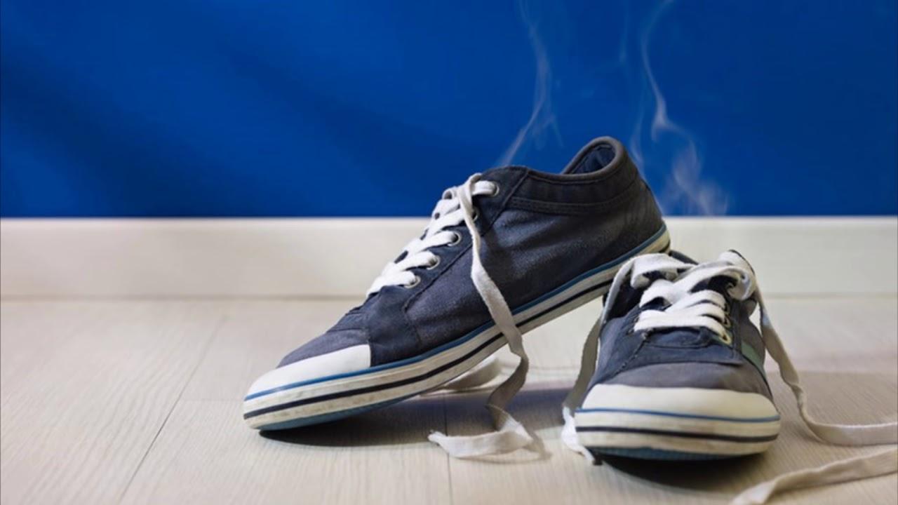 неприятно пахнет обувь