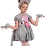 новогодние костюмы для девочек кошка