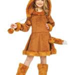 новогодние костюмы для девочек лиса