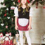 новогодние костюмы для девочек красная шапочка идеи