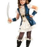 новогодние костюмы для девочек пиратка