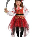 новогодние костюмы для девочек пиратка фото