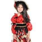 новогодние костюмы для девочек пиратка идеи