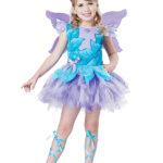 новогодние костюмы для девочек лесная фея фото