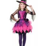 новогодние костюмы для девочек колдунья