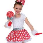 новогодние костюмы для девочек конфетка