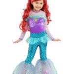 новогодние костюмы для девочек русалочка