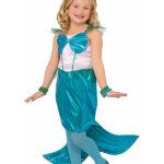 новогодние костюмы для девочек русалочка фото