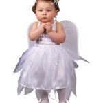 новогодние костюмы для девочек маленький ангел