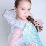 новогодние костюмы для девочек снежная королева идеи
