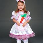 новогодние костюмы для девочек зайка