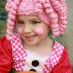 новогодний костюм для девочки кукла