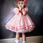 новогодний костюм для девочки кукла идеи фото