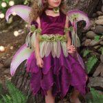 новогодний костюм для девочки лесная фея