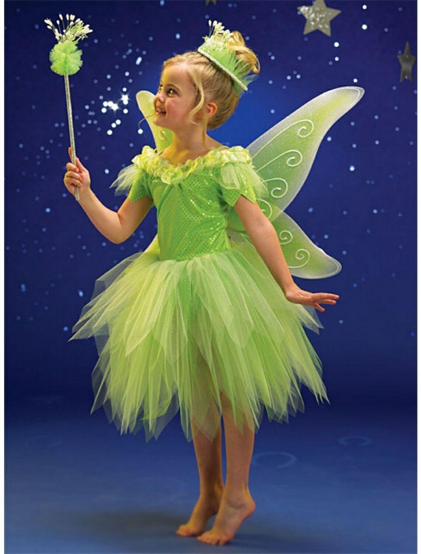 новогодний костюм феи для девочки
