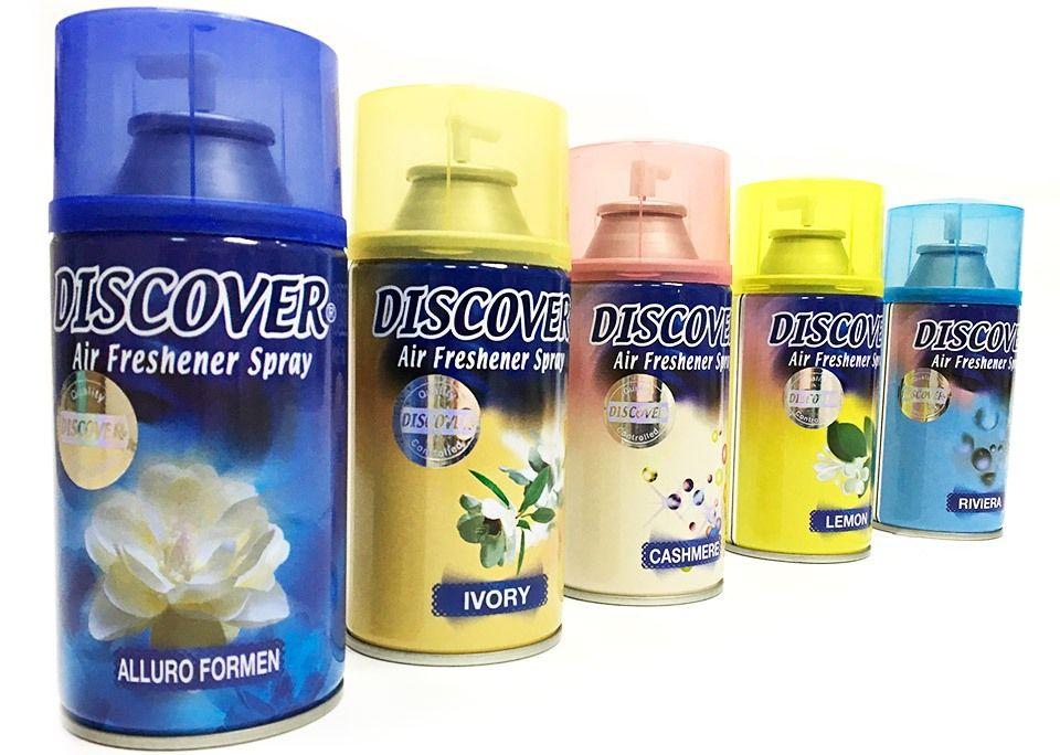 освежитель воздуха discover