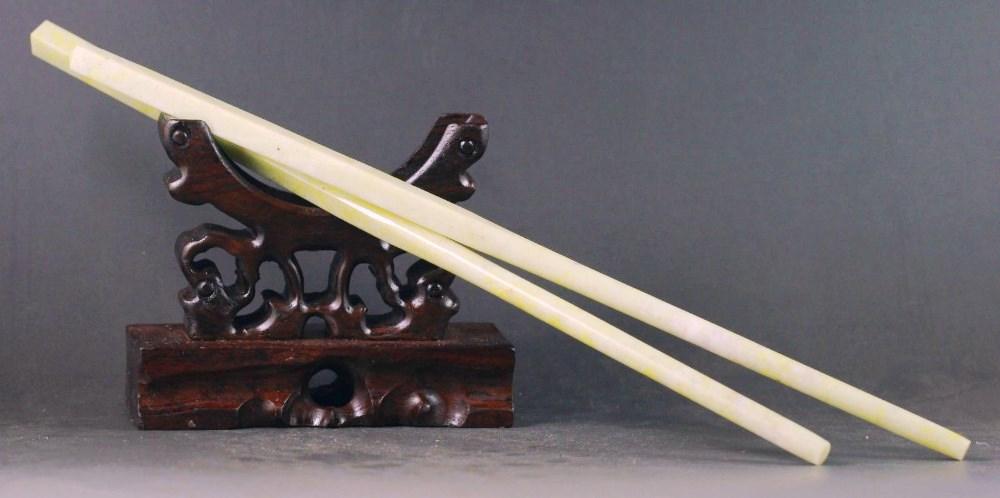 палочки для суши нефритовые