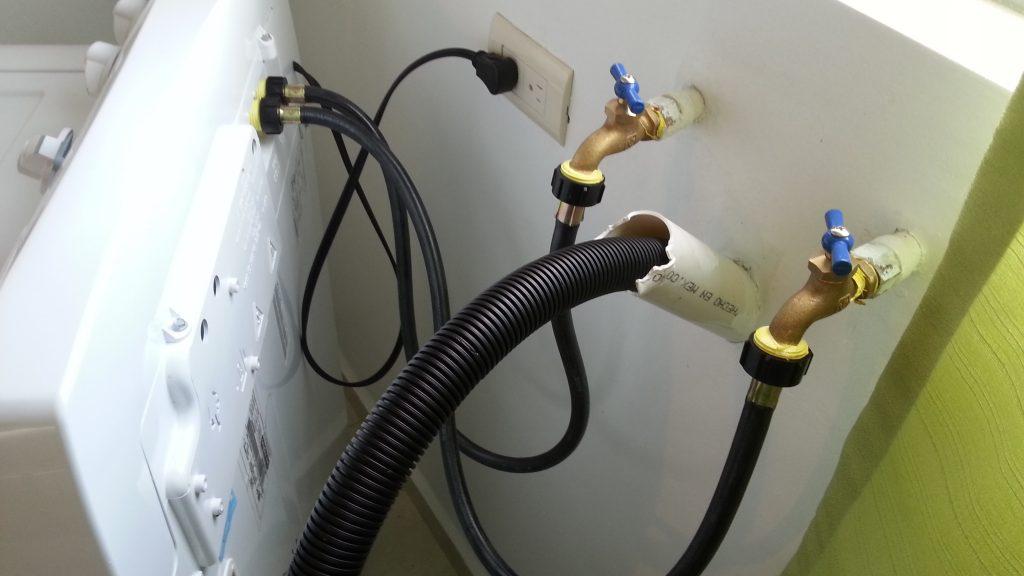 подключение стиральной машины к водопроводу фото