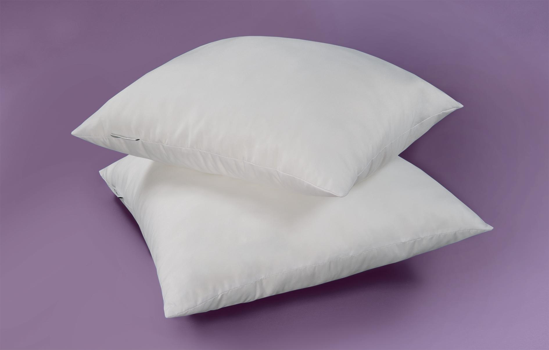 подушка холлофайбер вид