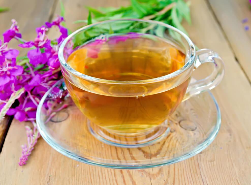 польза иван чая