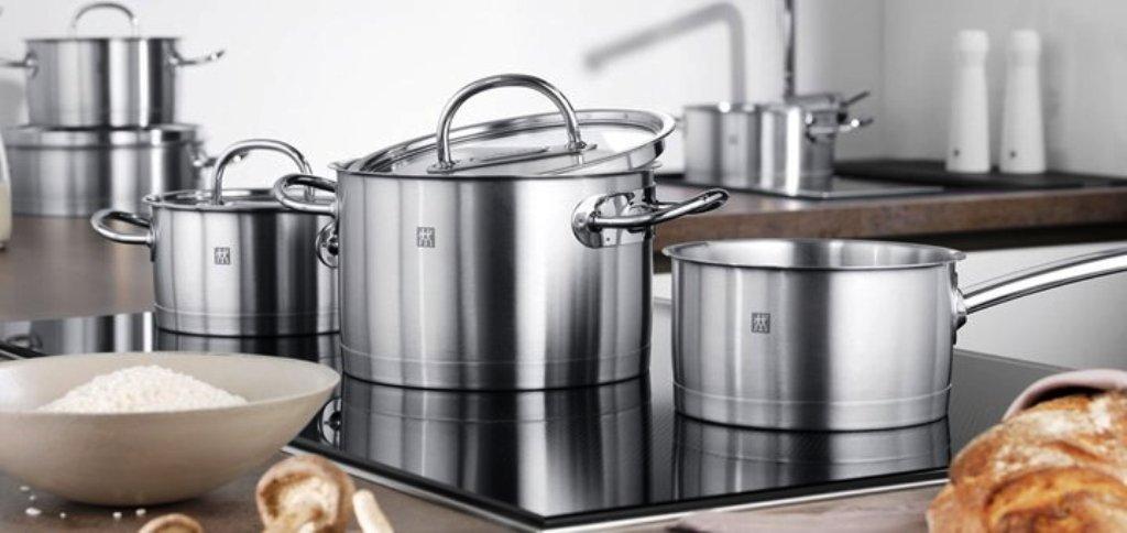посуда для индукции фото