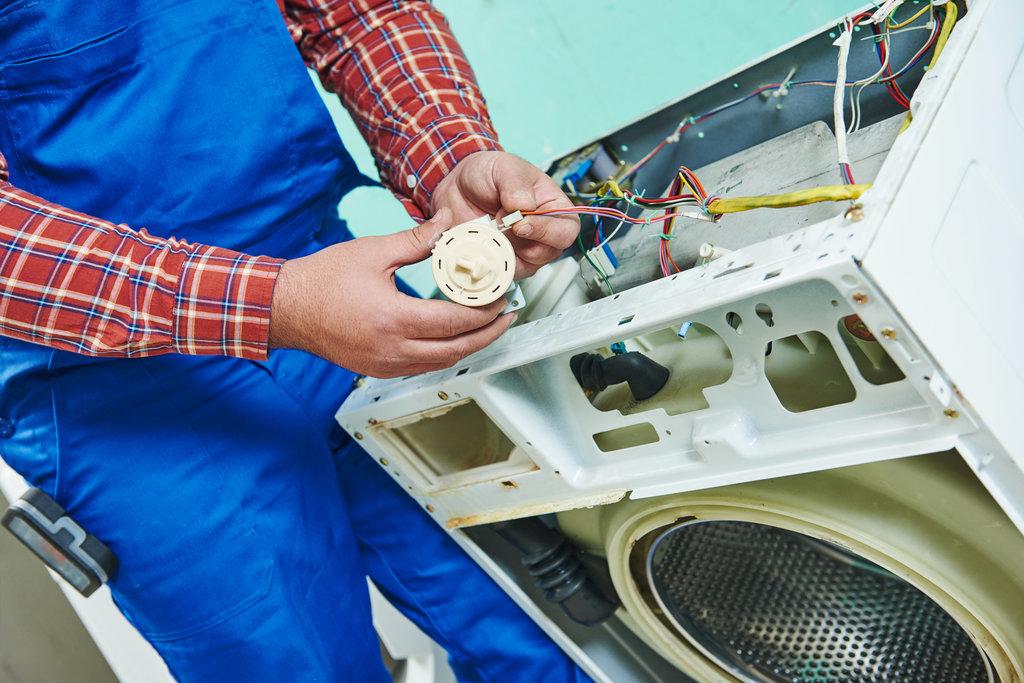 ремонт стиральной машины пошагово