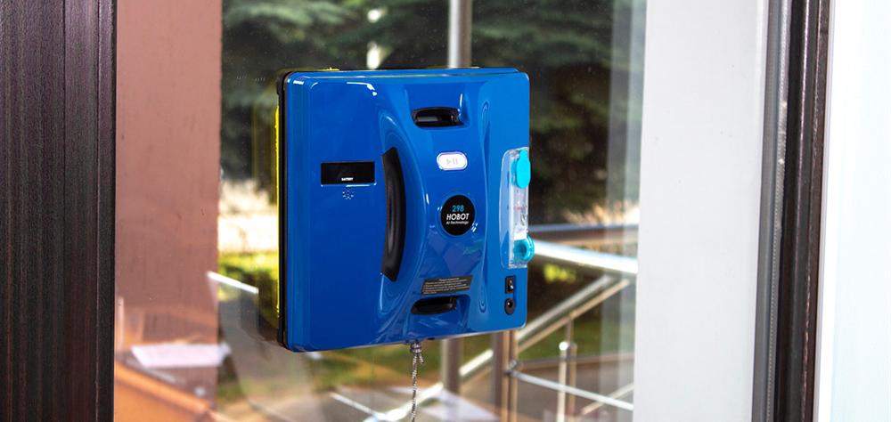 робот для мытья окон для дома