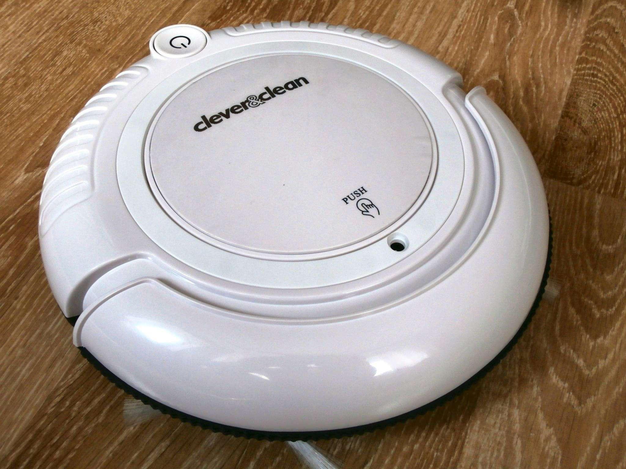 робот пылесос Clever&Clean 004M-Series