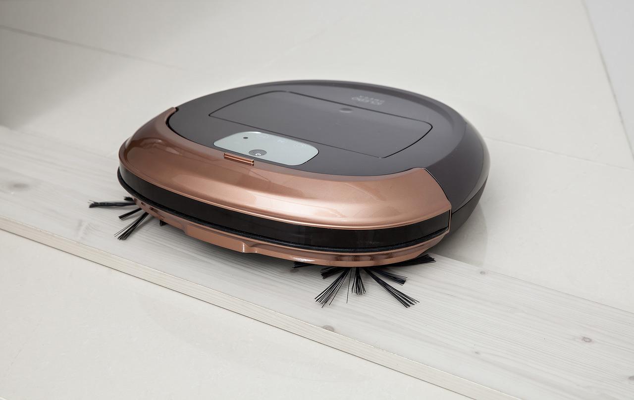 робот пылесос дизайн